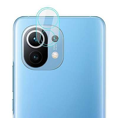 Zaščitno steklo za kamero - Xiaomi Mi 11