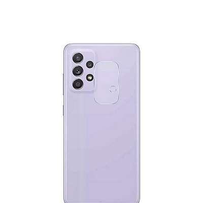 Zaščitno steklo za kamero za Samsung Galaxy A52