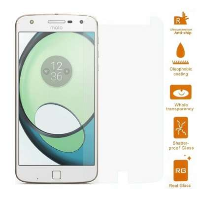 Kaljeno zaščitno steklo za Motorola Moto Z Play