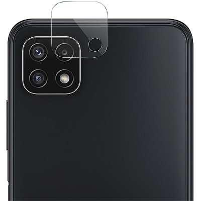 Zaščitno steklo za kamero za Samsung Galaxy A22 5G
