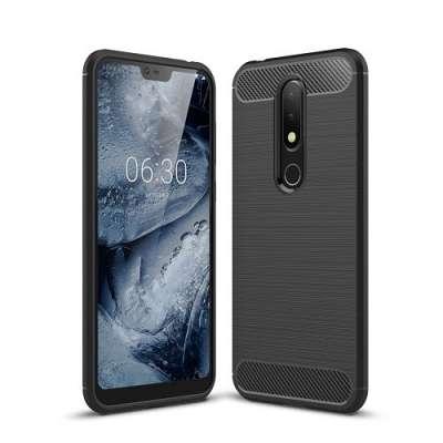 Ovitek Carbon fiber za Nokia 6 2018 / X6 / 6.1 Plus