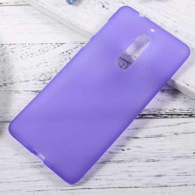 Ovitek TPU (vijoličen) za Nokia 5