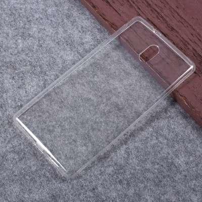 Ovitek TPU (prozoren) za Nokia 3