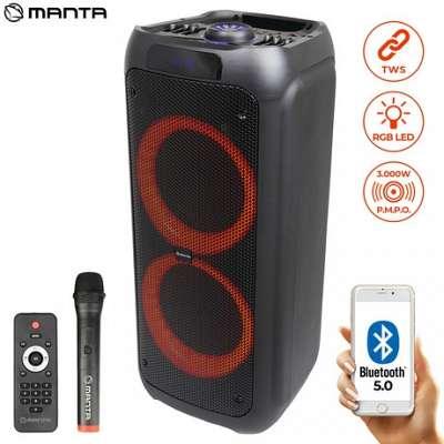 Prenosni zvočnik MANTA SPK5310
