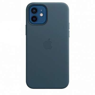 Original ovitek Apple (dark blue) za iPhone 12 / 12 Pro