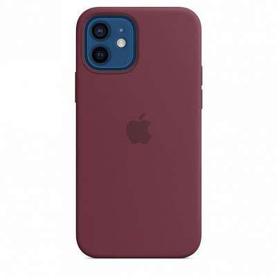 Original ovitek Apple (purple) za iPhone 12 / 12 Pro