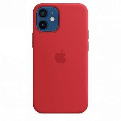 Original ovitek Apple (red) za iPhone 12 / 12 Pro