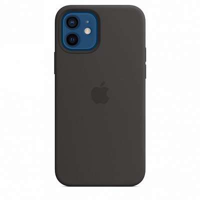 Original ovitek Apple (black) za iPhone 12 Pro Max