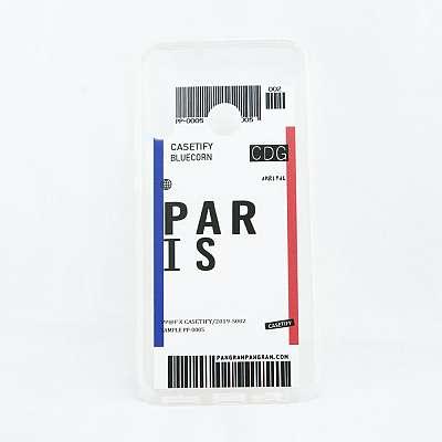 Ovitek TPU GATE (Paris) za Huawei P40 Lite E