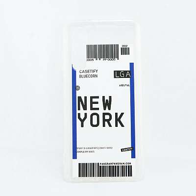 Ovitek TPU GATE (New York) za Huawei P Smart Z