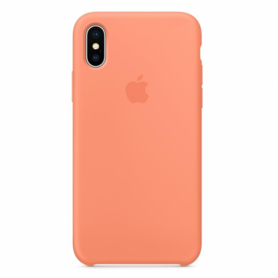 Ovitek TPU Silicone (light pink) za iPhone X/XS