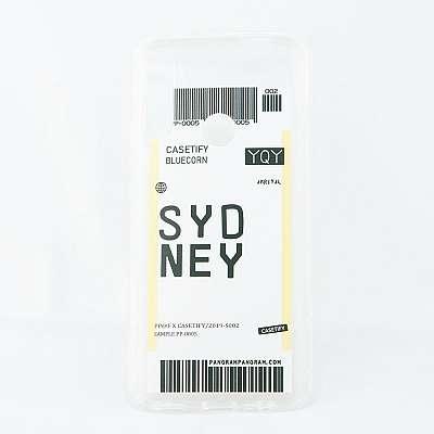 Ovitek TPU GATE (Sydney) za Huawei P40 Lite E