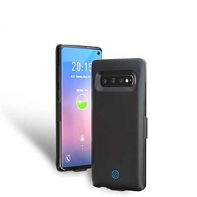 Ovitek z vgrajeno baterijo (7000mAh) za Samsung Galaxy S10 Plus