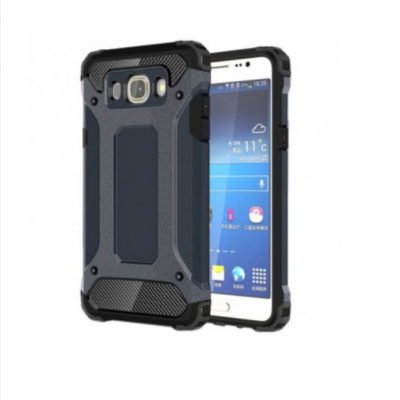 Ovitek Rugged X (temno moder) za Samsung Galaxy J7 2016