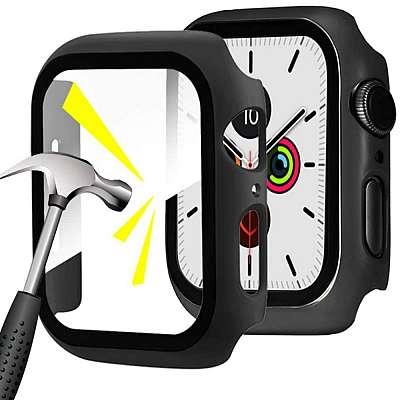 Zaščita za pametno uro (črna) - Apple Watch Series 4 40mm