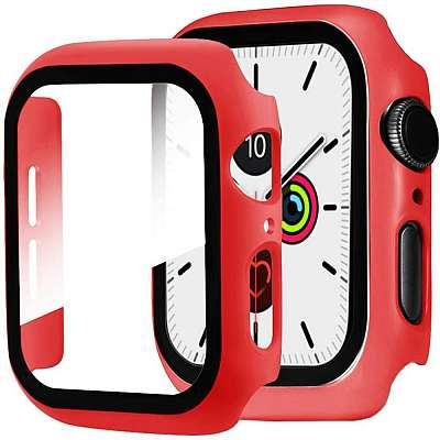 Zaščita za pametno uro (rdeča) - Apple Watch Series 4 40mm