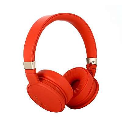Bluetooth slušalke BT016 (rdeče)
