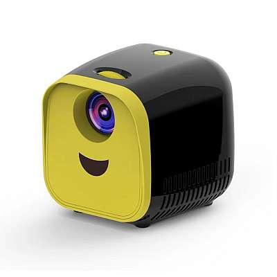 Prenosni mini projektor Full HD 1080P