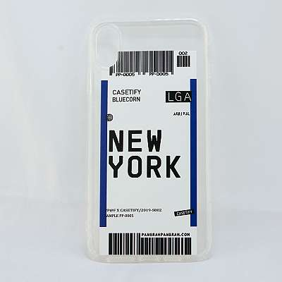 Ovitek GATE (New York) za iPhone XR