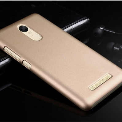 Ovitek PC (zlat) za Xiaomi Redmi Note 3