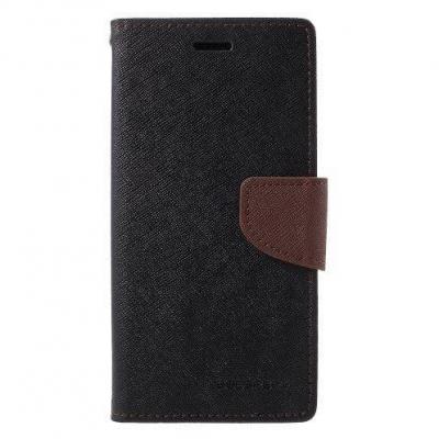 Preklopni ovitek Goospery (Black) za LG G4