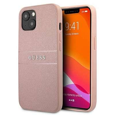Original ovitek Guess (pink) za  iPhone 13 mini