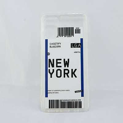 Ovitek GATE (New York) za Samsung Galaxy A71