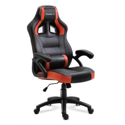 Gaming stol CUBE ARMCHAIR Huzaro FORCE 4.2 Oranžen