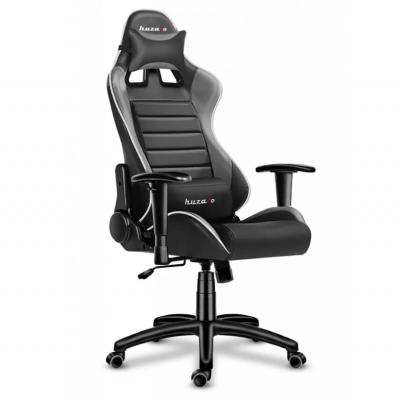 Gaming stol CUBE ARMCHAIR Huzaro FORCE 6.0 Siv