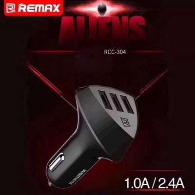 Avtopolnilec REMAX 3v1