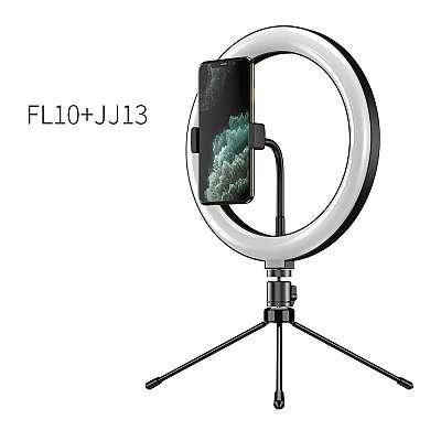LED selfie obroč