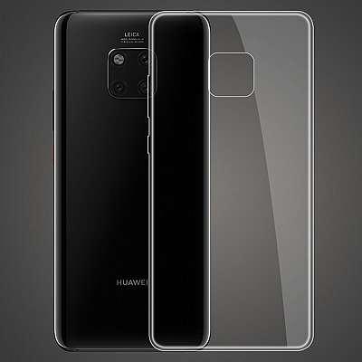 Ovitek TPU (Prozoren) za Huawei Mate 20 Pro