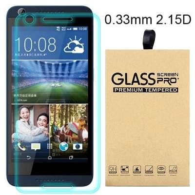 Kaljeno zaščitno steklo za HTC Desire 626