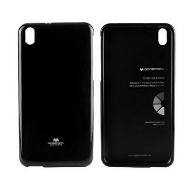 Ovitek Goospery (črn) za HTC Desire 816