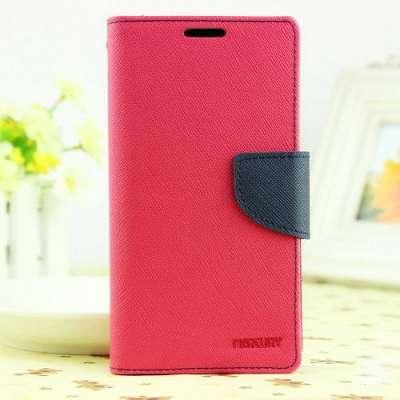 Preklopni ovitek Goospery (rdeč) za HTC Desire 816
