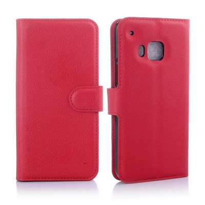 Preklopni ovitek (rdeč) za HTC One M9