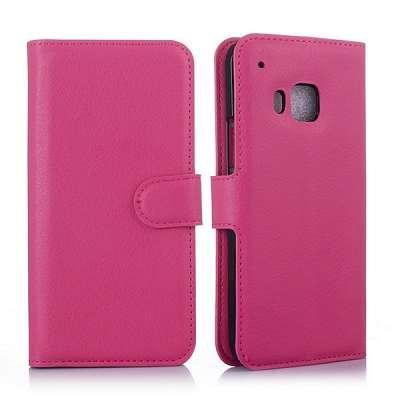 Preklopni ovitek (roza) za HTC One M9