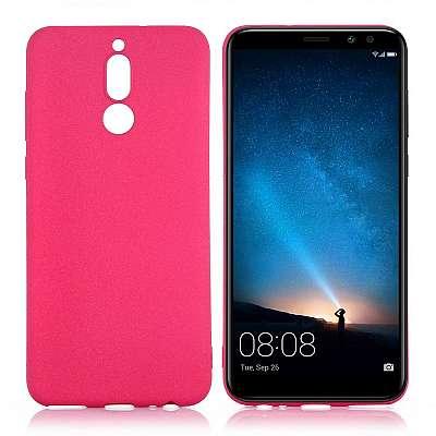 Ovitek TPU (Rdeč) za Huawei Mate 10 Lite