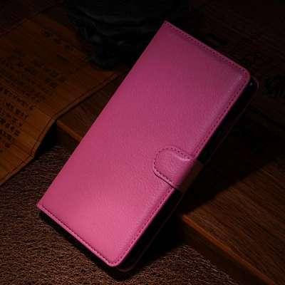 Preklopni ovitek (roza) za Huawei Mate 7