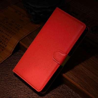 Preklopni ovitek (rdeč) za Huawei Mate 7
