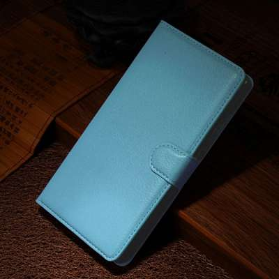 Preklopni ovitek (moder) za Huawei Mate 7