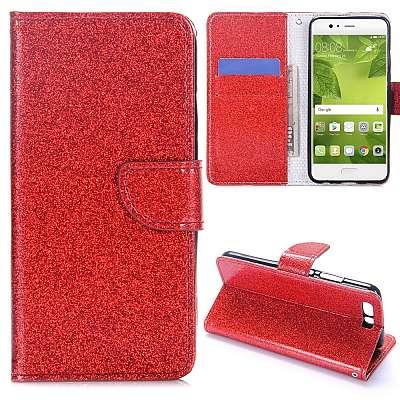 Preklopni ovitek (rdeč) za Huawei P10