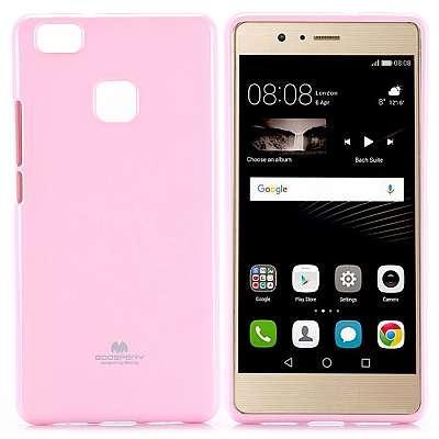 Ovitek TPU Goospery (roza) za Huawei P9 Lite
