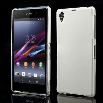 Ovitek TPU (bel) za Sony Xperia Z1