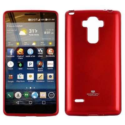 Ovitek Goospery (rdeč) za LG G4 Stylus