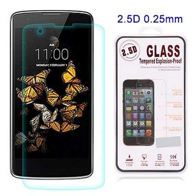 Kaljeno zaščitno steklo za LG K8