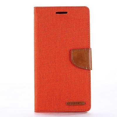 Preklopni ovitek Goospery (oranžen) za LG V10