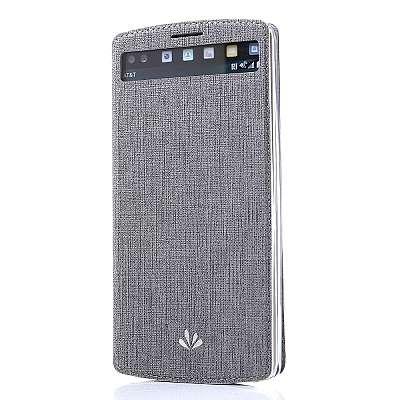 Preklopni ovitek Vili (siv) za LG V10