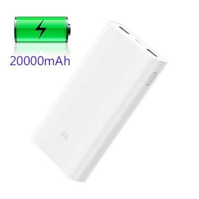 Xiaomi Power Bank High Quality 20000mAh