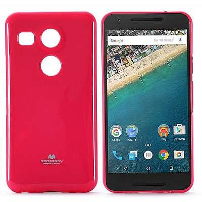 Ovitek Goospery (rdeč) za LG Nexus 5X